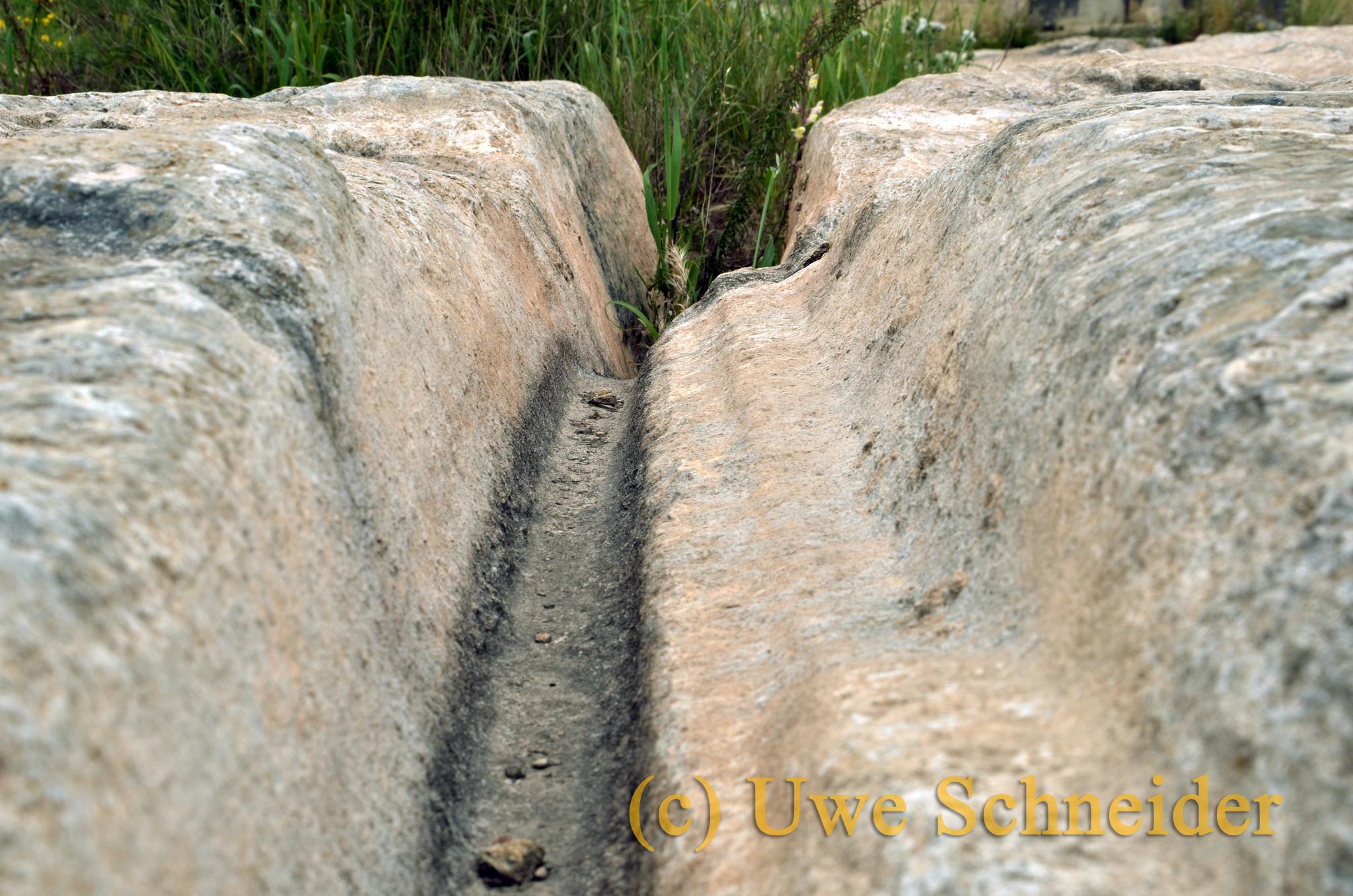 Cart-Ruts in Is-Salina